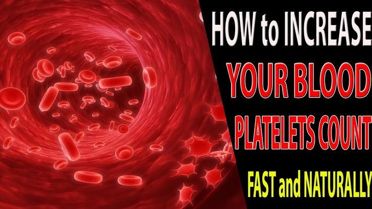 PLATELET COUNT Top 8 Foods to Increase PLATELET COUNT