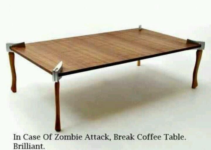 Hüllen, Ideen, Zombies