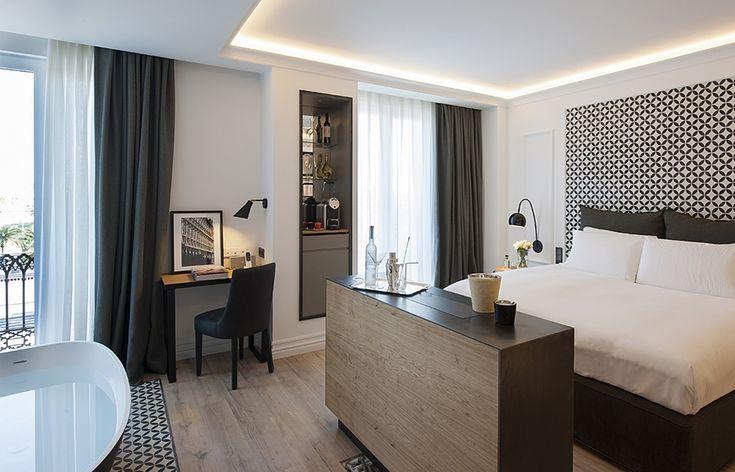 The Serras Hotel, Barcelona. TravelPlusStyle.com