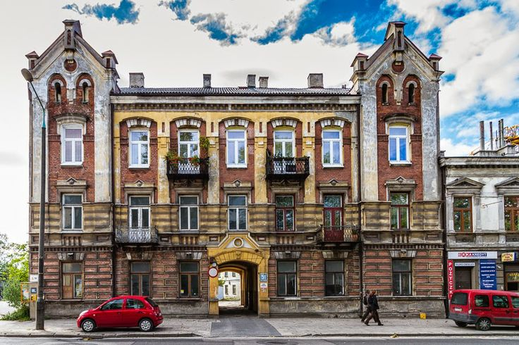 XIX c. tenement house, Radom, Poland