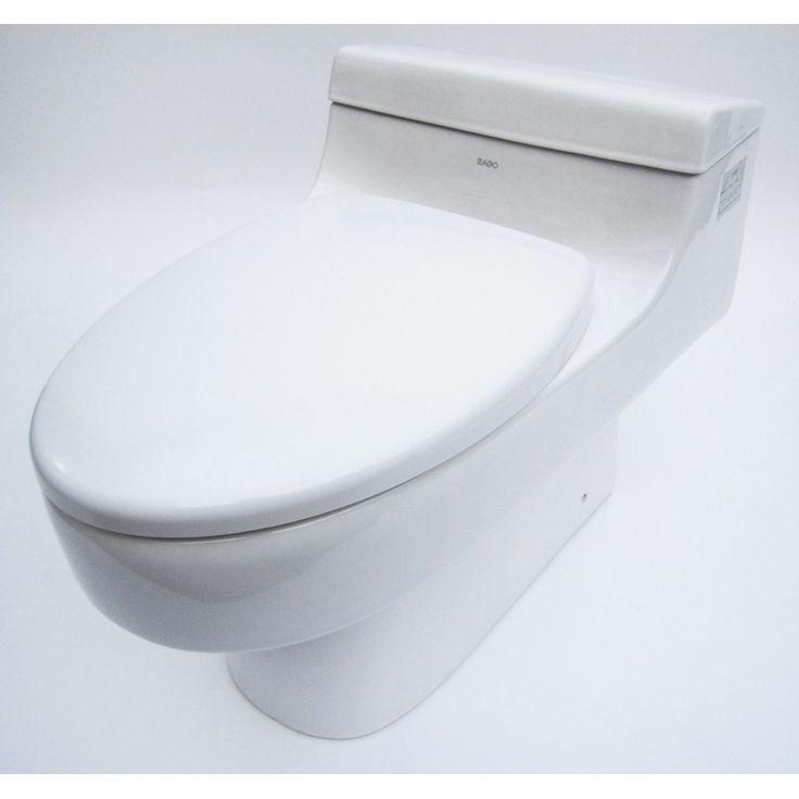 Low Flush Toilet | Home >> One Piece Ultra Low Single Flush Eco-Friendly Ceramic Toilet