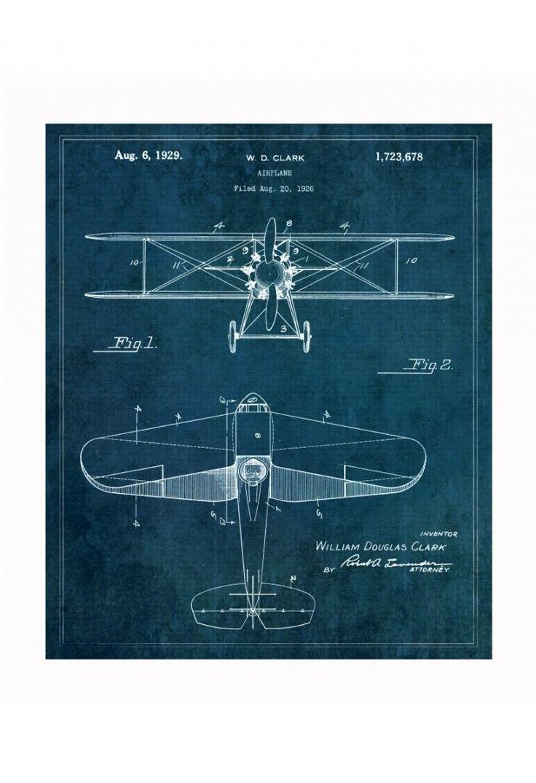 Vintage Patent Application Posters - Silodrome
