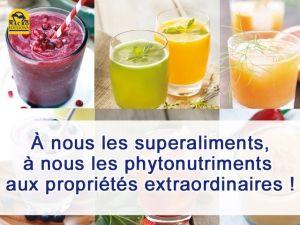 osez les super-aliments !