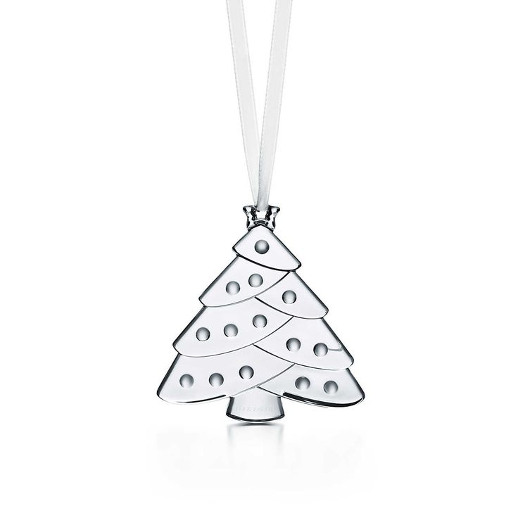 110 best Tiffany & Co. Christmas Ornaments images on ...