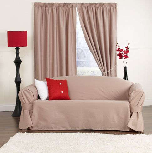 Sofa Covers Cheap, Sofa Covers Are One Of The Cheap Ideas To Give Your Sofa  A Novel Appearance Or Cover A Damaged Yet Usable Sofa.
