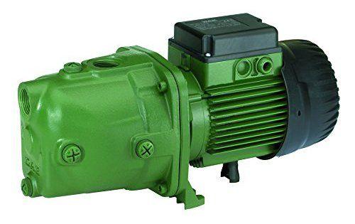 DAB–JET 102m–Pompe électrique centrifuge auto-amorçante à usage domestique 0,75kW monophasé (102660040): Convient pour la…