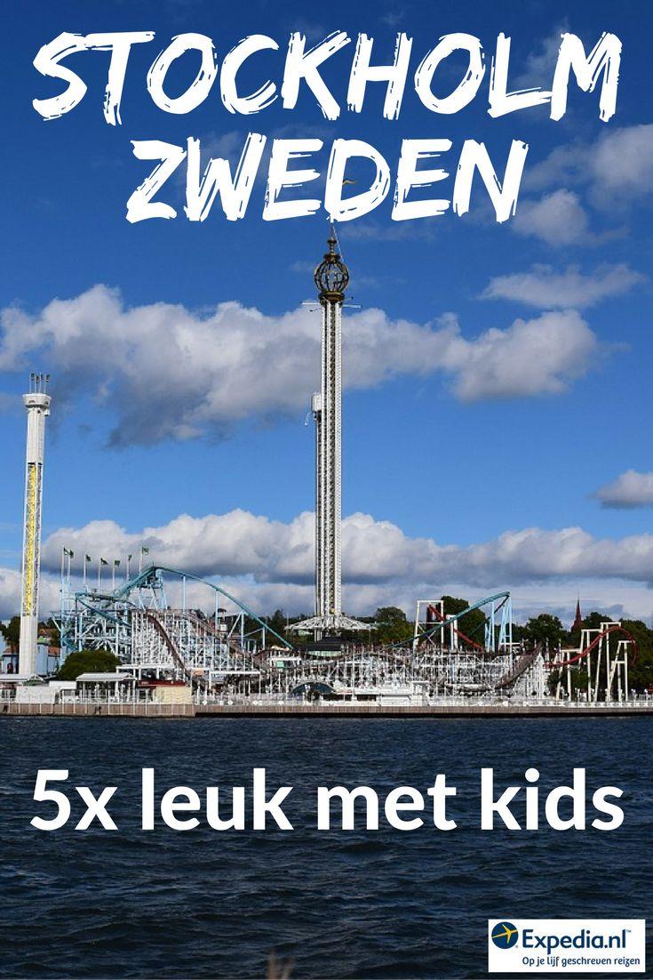 5x Stockholm, Zweden met kinderen || Expedia.nl
