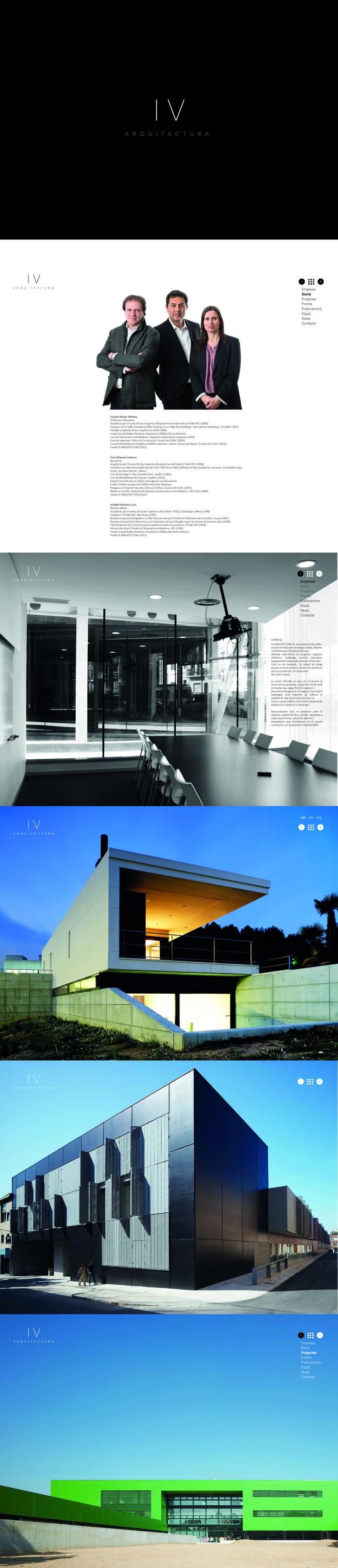 Nova web: www.IVarquitectura.com