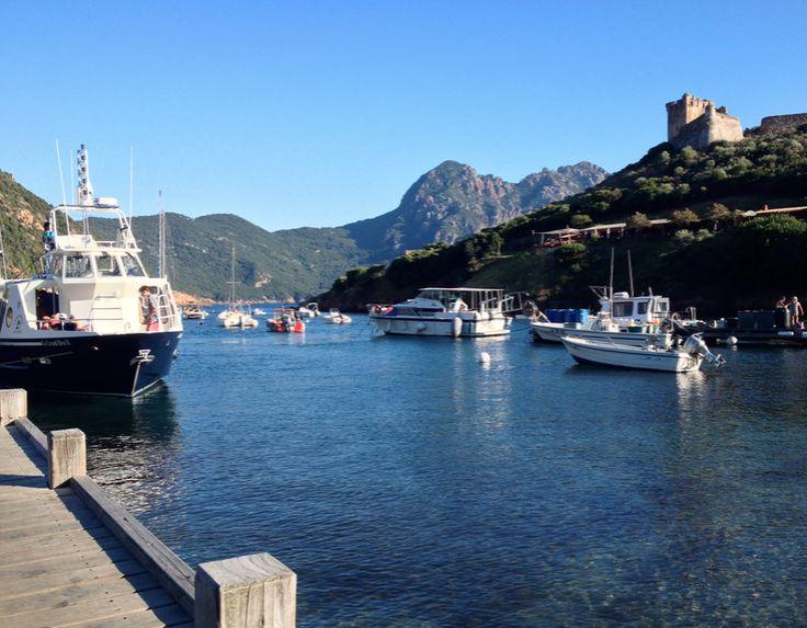 Port de Girolata Corse