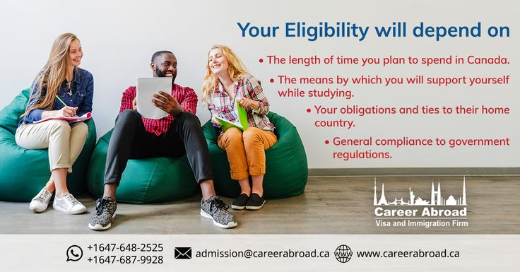 #StudyinCanada #FAQ #Reasons why your student visa could get rejected.  Visit: http://www.careerabroad.ca/guide-to-studying-abroad/ for more
