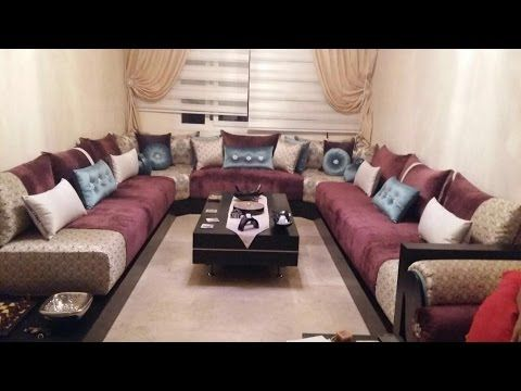 2016 2017 salon maroc dream house pinterest salons decoration. Black Bedroom Furniture Sets. Home Design Ideas