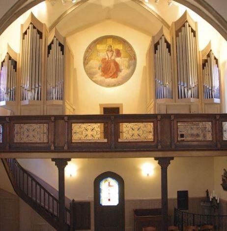 Goesdorf (LUX), Heilig-Kreuz-Kirche – Organ index, die freie Orgeldatenbank