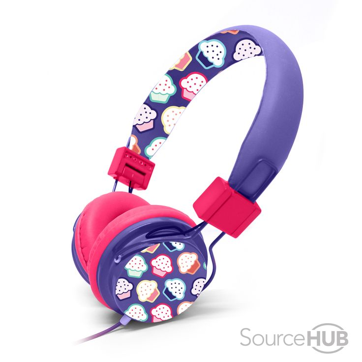 Headphones - Designed by SourceHub.