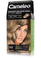 Краска для волос CAMELEO с маслом Арганы № 8.0 Светлый блондин