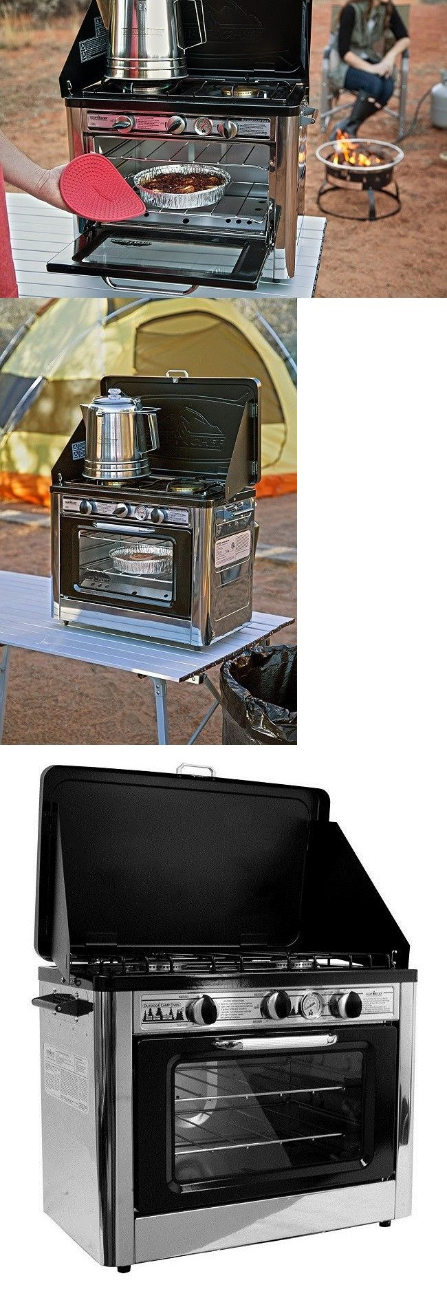 Camping ovens 181387 camp chef oven camping stove propane cook stoves outdoor cooking station baker