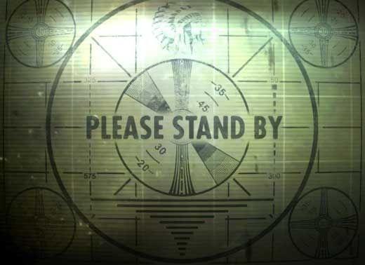 Fallout 3 Loading Screen