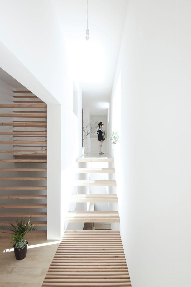 Deckengestaltung für die wohnhalle house in yamanote  katsutoshi sasaki  associates  home