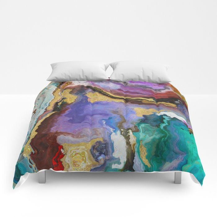 Buy modern marble p Comforters by haroulita. Worldwide shipping available at Society6.com. Just one of millions of high quality products available.
