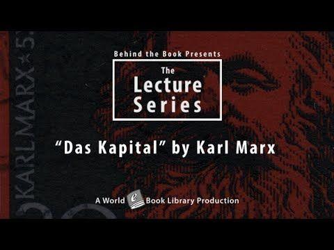 """Das Kapital"" by Karl Marx - YouTube"