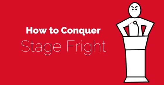 Best and important #tips for #conquering #stage #fright