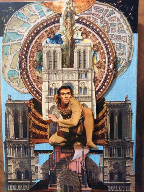 Nicolas Le Riche, in Notre Dame de Paris