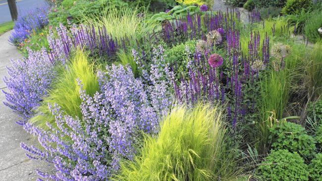 53 best Garten images on Pinterest Landscaping ideas, Backyard - umgestaltung krautergarten dachterrasse