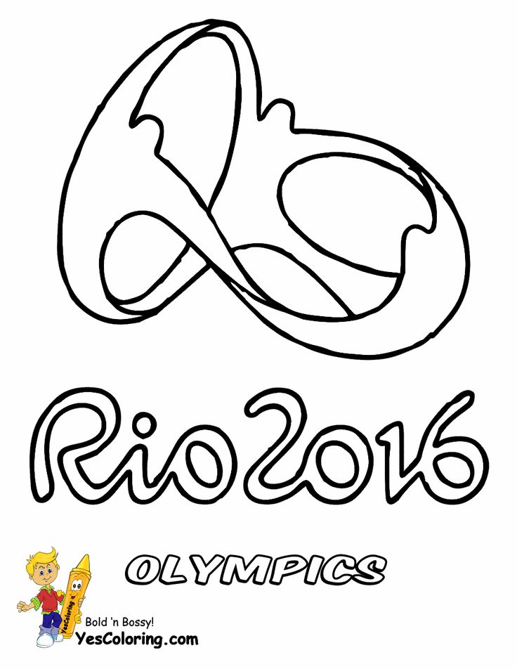 get your bold n bossy olympic coloring pages for free sports coloring fans - Free Sports Coloring Pages