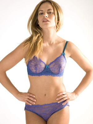 Mimi Holliday Lace Comfort, second favorite bra of all ...