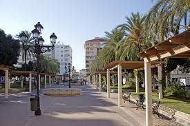 Plaza la hispanidad