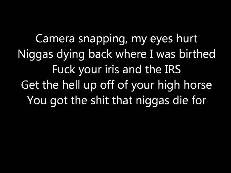 holy grail lyrics