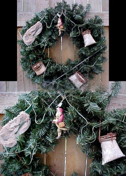 Primitive craft ideas for shows christmas pinterest for Country christmas craft show