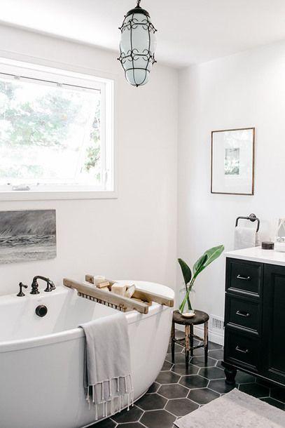 Sunstruck freestanding baths