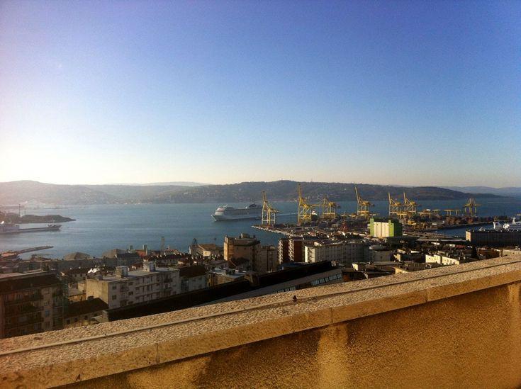 Trieste.