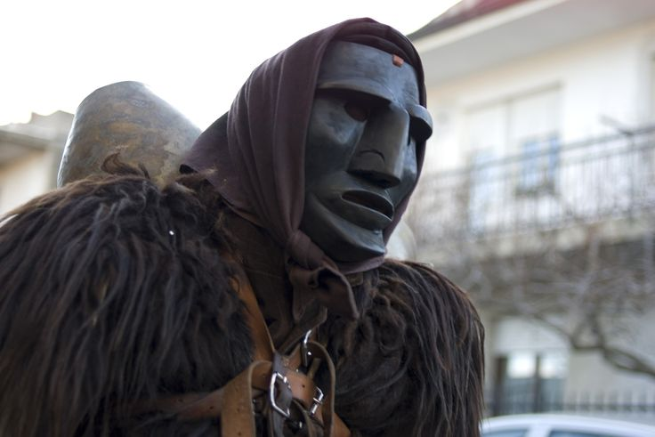 Carnival - The Mamuthone, Mamoiada
