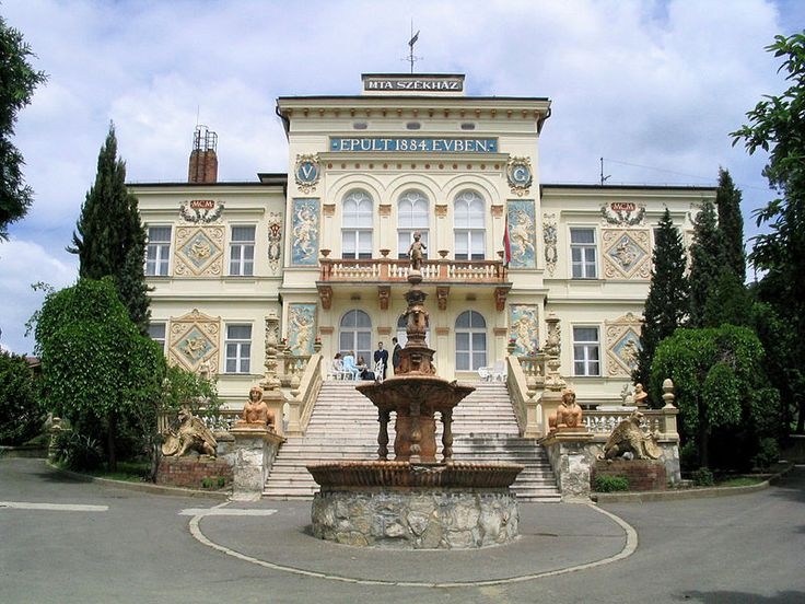 Buildings of the Hungarian Academy of Sciences, Buildings in Pécs.