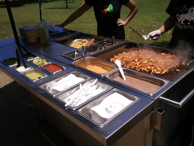 taco cart catering | Catering Carts & Food Trucks: Street Tacos, Hot Dogs, Hamburgers ...