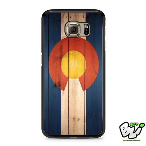 Colorado State Samsung Galaxy S7 Case