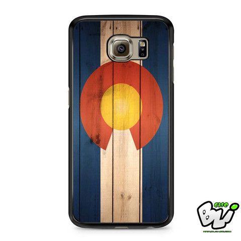 Colorado State Samsung Galaxy S7 Case