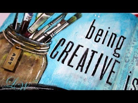 Art Journal - Being Creative
