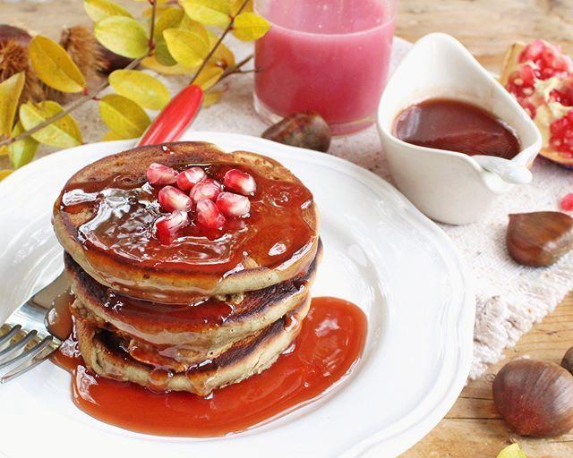 La Colazione Come Ben Saprete E Il Pasto Piu Importante Della Giornata Fondamentale Per Arrivare Con La Giusta Energia Allora Di Pranz Food Breakfast Pancakes