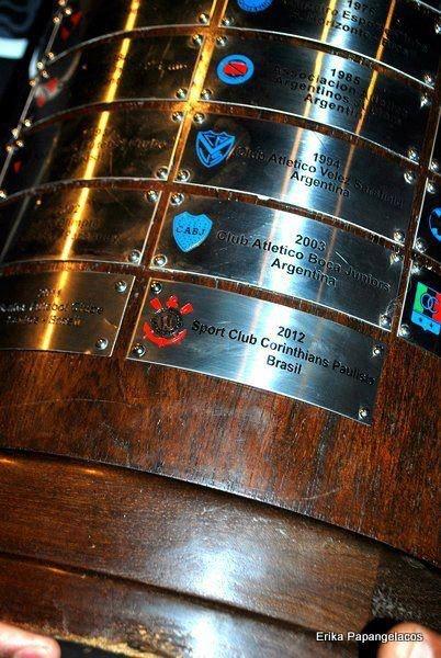 Sport Club Corinthians Paulista - Copa Libertadores da América de 2012