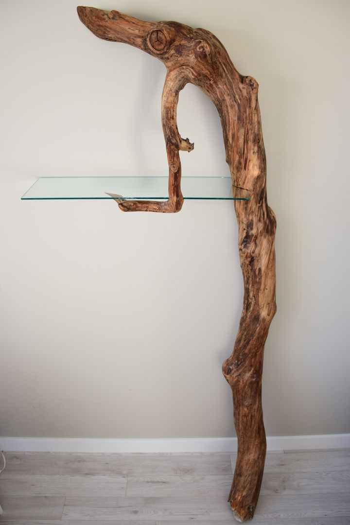 Driftwood Shelf by Craig Kimm