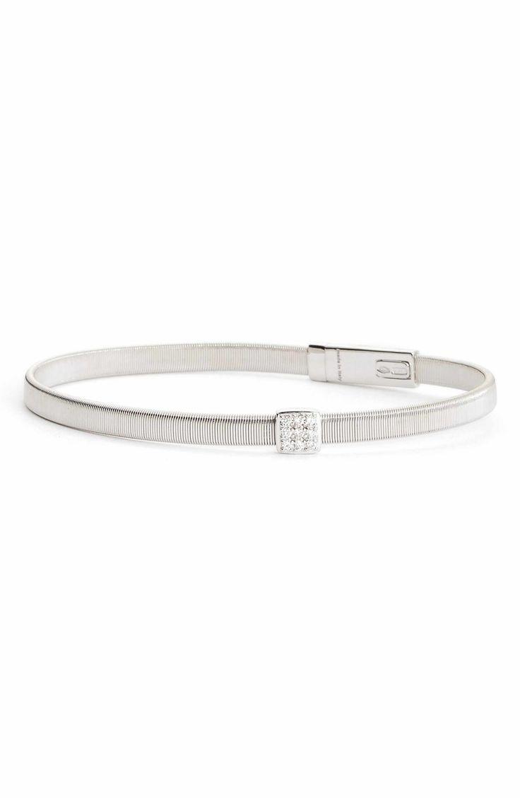 Main Image - Marco Bicego Masai Single Station Diamond Bracelet