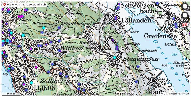 Maur ZH Handy antennen netz Natel http://ift.tt/2oOZDO7 #maps #schweiz