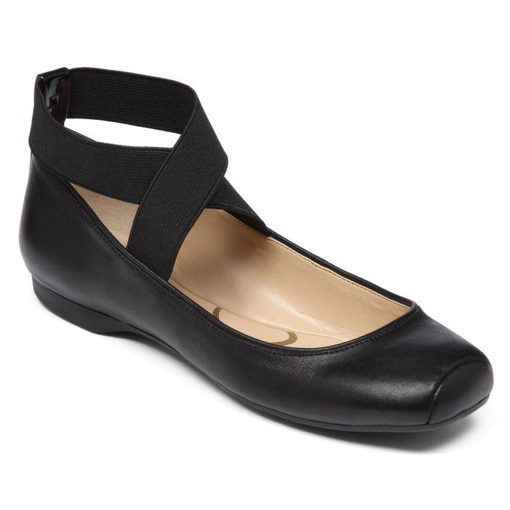Jessica Simpson Mandalaye Ballet Flat - Black