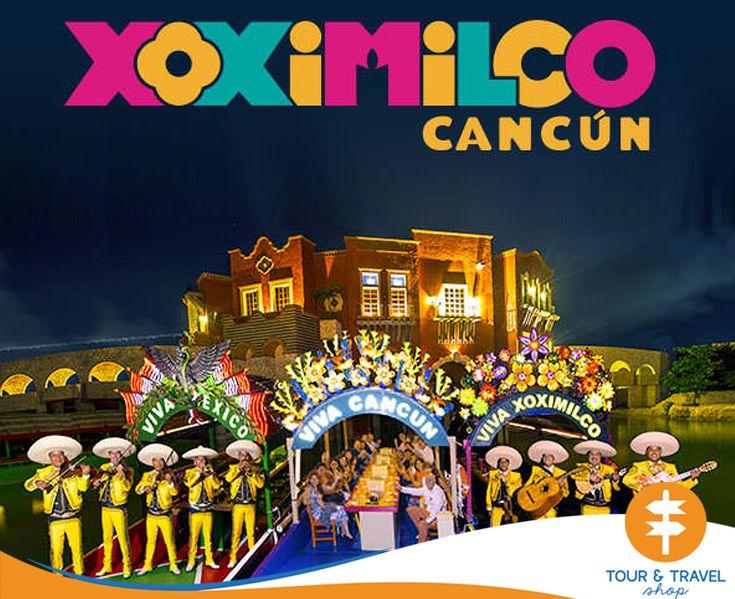 Diviértete a bordo de una trajinera y disfruta de una tradicional fiesta mexicana en un recorrido por los canales de Xoximilco. Goza de música en vivo, platillos típicos y brinda con el clásico tequila.