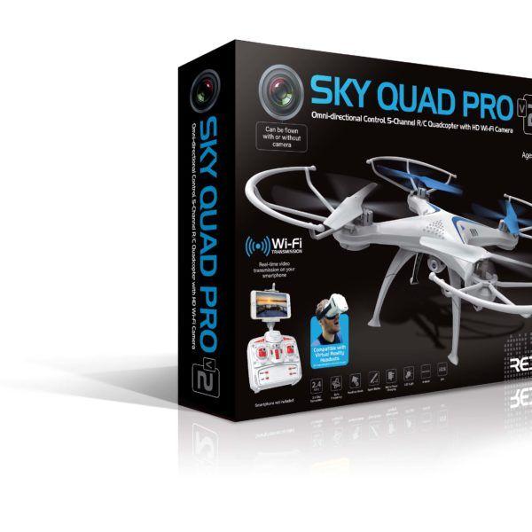 SKY DRONE PRO V2 Visit the website for more info!