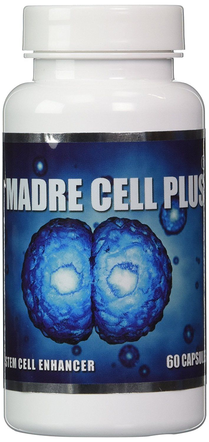 Madre Cell Plus 50% Más De Aphanizomenon Flos-aquae Mes De Tratamiento Tres (3)| Bioxcell | Celulas Madres | (AFA) | * Trust me, this is great! Click the image. : Herbal Supplements