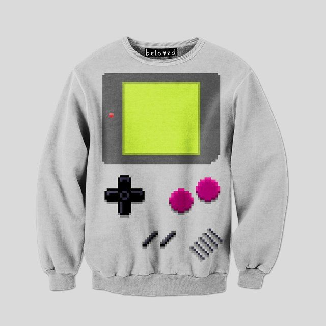 GameBoy Sweat