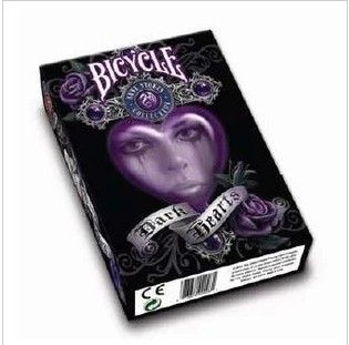 Bicycle Anne Stokes V2,Bicycle Playing Cards,Card Magic props suit,free shipping magic tricks   http://www.buymagictrick.com/products/bicycle-anne-stokes-v2bicycle-playing-cardscard-magic-props-suitfree-shipping-magic-tricks/  US $9.99  Buy Magic Tricks
